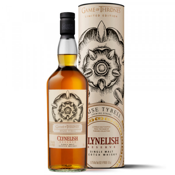 Clynelish Reserve Game of Thrones Limited Edition Single Malt Whisky