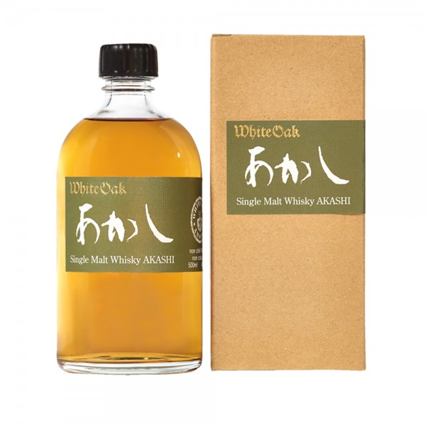 Akashi Single Malt Whiskey