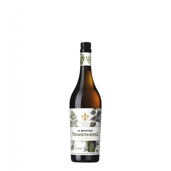 La Quintinye Vermouth Royal Extra Dry 0,375l