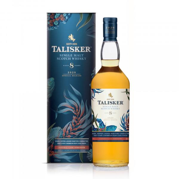 Talisker 8 Special Release 2020 Single Malt Whisky