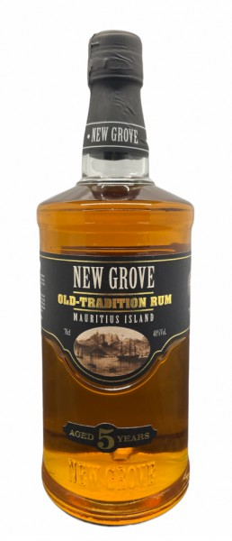 New Grove 5 Years Old-Tradition Rum