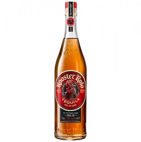 Rooster Rojo Tequila Anejo