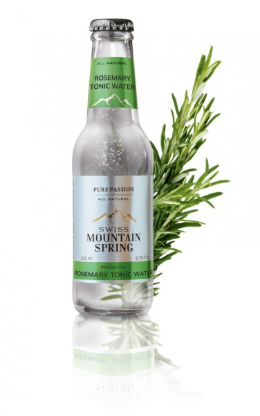 Swiss Mountain Spring Rosemary Tonic