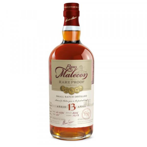 Rum Malecon 13 Jahre Rare Proof