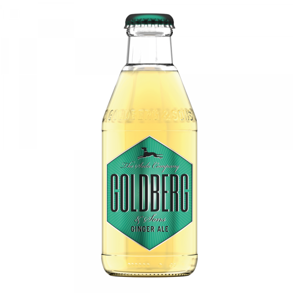 Goldberg Ginger Ale 0,2l