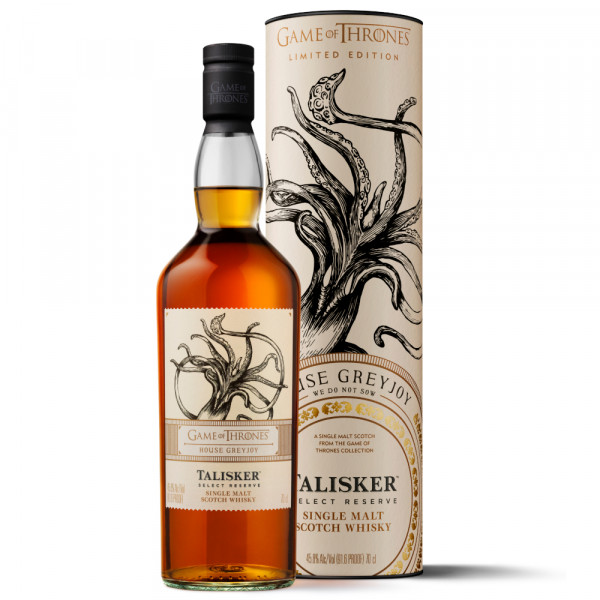 Talisker Select Reserve Game of Thrones Limited Edition Single Malt Whisky