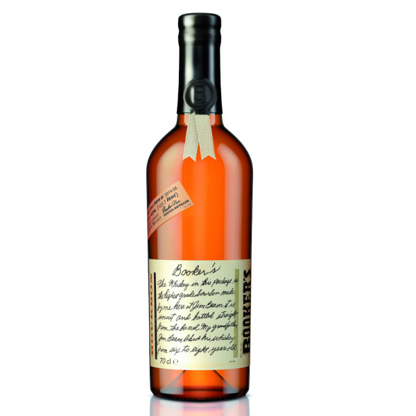 Booker's Bourbon 6 Years Kentucky Straight Whiskey