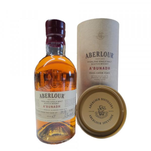 Aberlour A'Bunadh Highland Single Malt Whisky