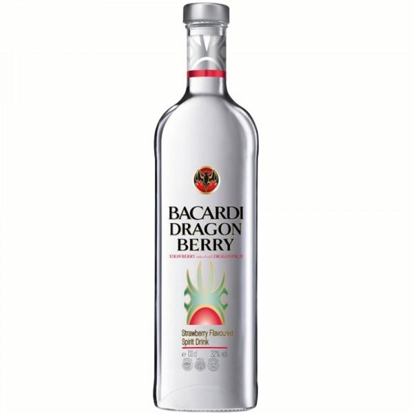Bacardi Dragon Berry 1,0l
