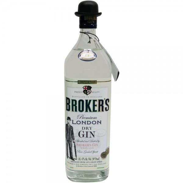 Brokers Gin 1l