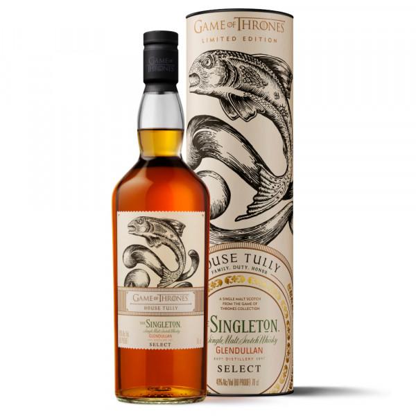 The Singleton Glendullan Game of Thrones Limited Edition Single Malt Whisky
