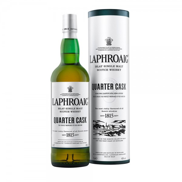 Laphroaig Quarter Cask Islay Single Malt Whisky