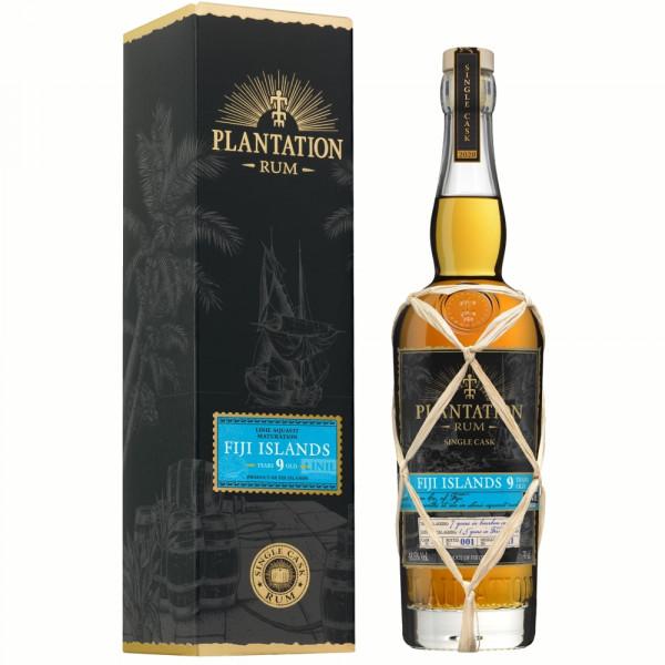 Rum Plantation Fiji Islands 9 Jahre Single Cask Collection 2020