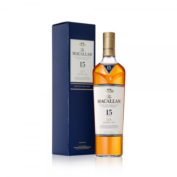 The Macallan 15 Jahre Double Cask Single Malt Scotch Whisky