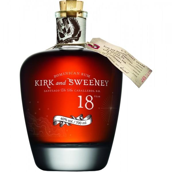 Kirk and Sweeney 18 Jahre