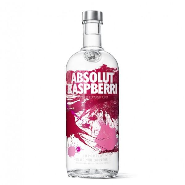 Absolut Vodka Raspberry 1,0l