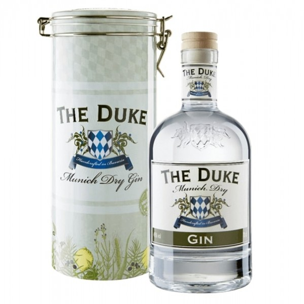 The Duke Gin & Runddose