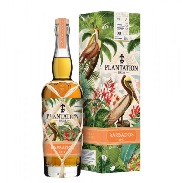 Rum Plantation Barbados 2011 ONE TIME Limited Edition