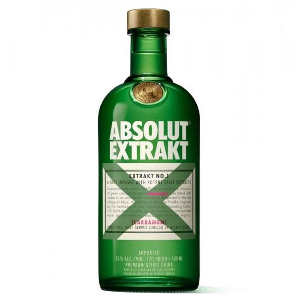 Absolut Extrakt Wodka