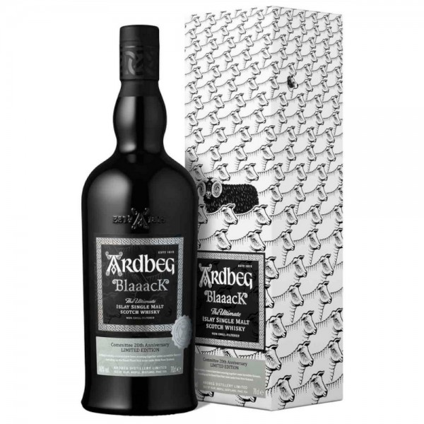 Ardbeg BlaaacK The Ultimate Islay Single Malt Scotch Whisky