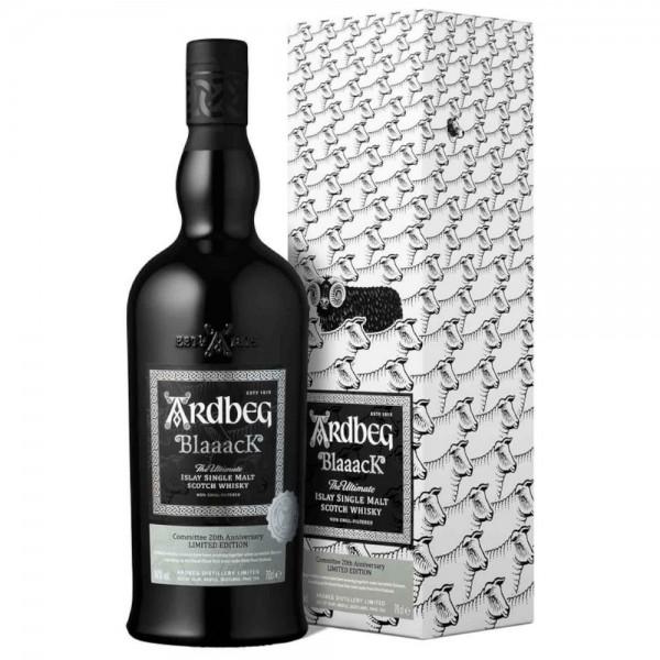 Ardbeg BlaaacK The Ultimate Islay Single Malt Scotch Whisky