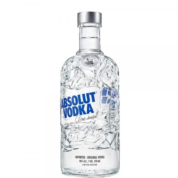 Absolut Vodka Recycled Limited Edition