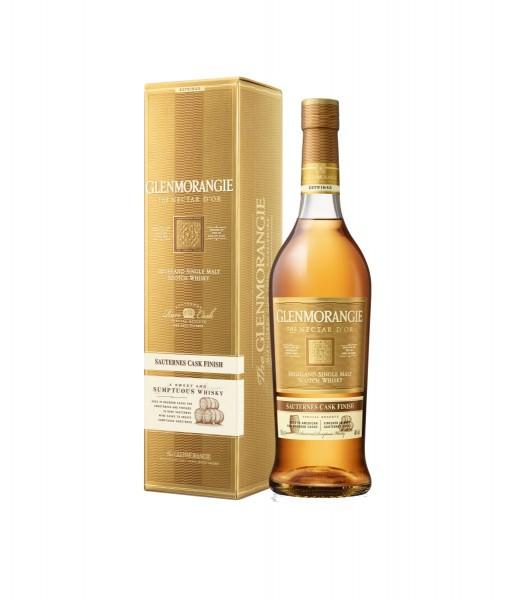 Glenmorangie Nectar D'Or Sauternes Cask Single Malt Scotch Whisky