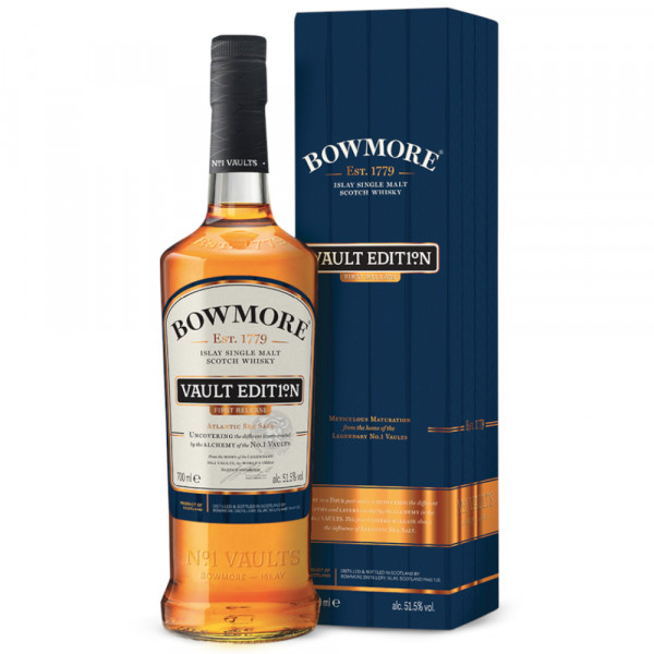 Bowmore Vault Edition First Release Islay Single Malt Whisky