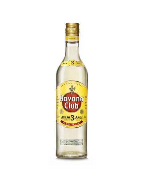 Havana Club 3 Jahre 0,7l