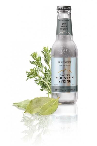 Swiss Mountain Spring Dry Tonic
