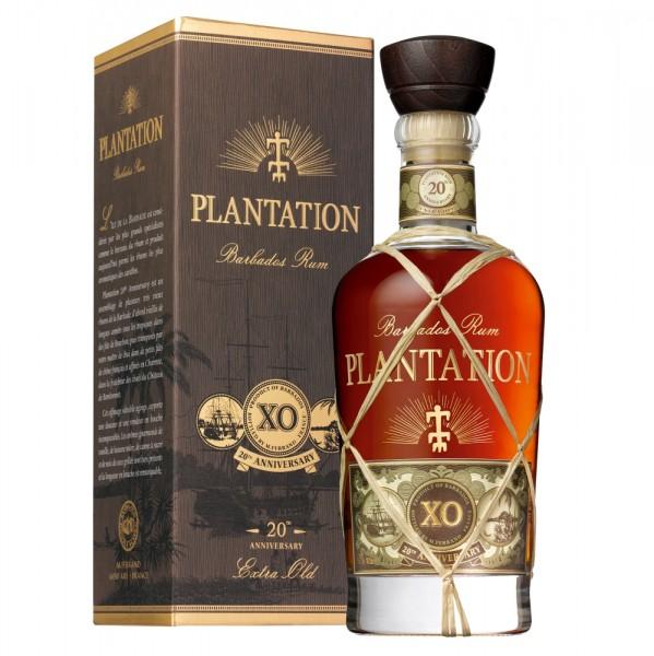 Rum Plantation Barbados Extra Old 20th Anniversary