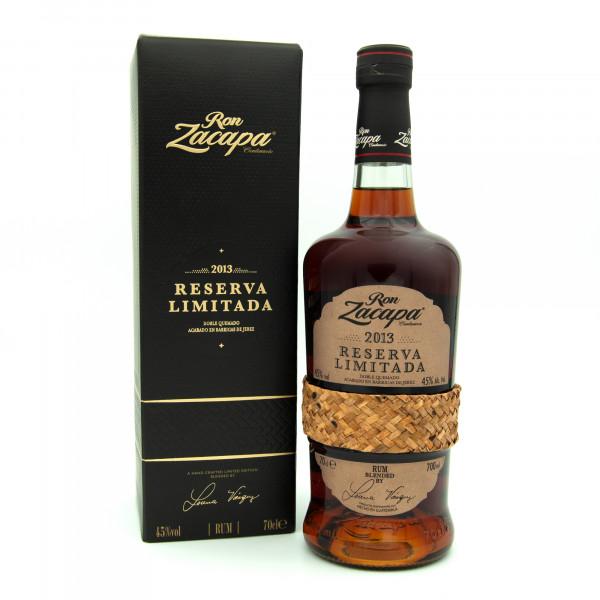 Ron Zacapa Reserva Limitada 2013 Rum