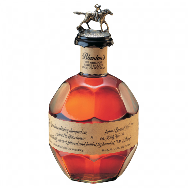 Blanton's (Original Edition) The Original Single Barrel Bourbon Whiskey