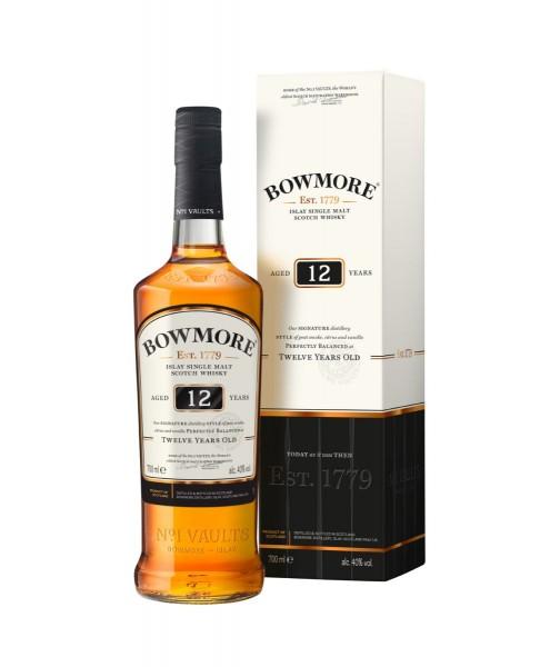 Bowmore 12 Jahre Single Malt Scotch Whisky