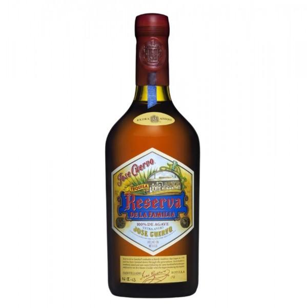 Jose Cuervo Reserva de la Familia Extra Anejo Tequila