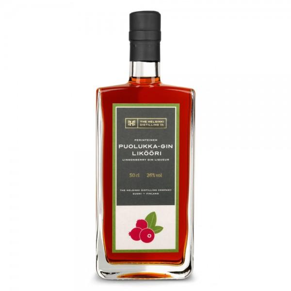 Puolukka-Gin Likööri Preiselbeere-Gin Likör