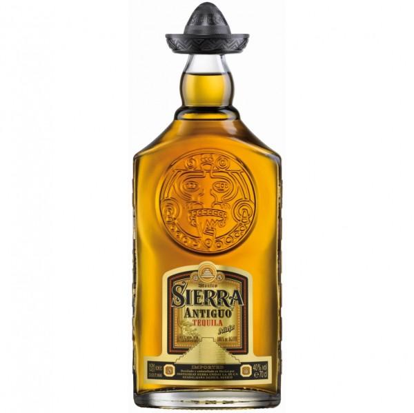 Sierra Antiguo Tequila Anejo