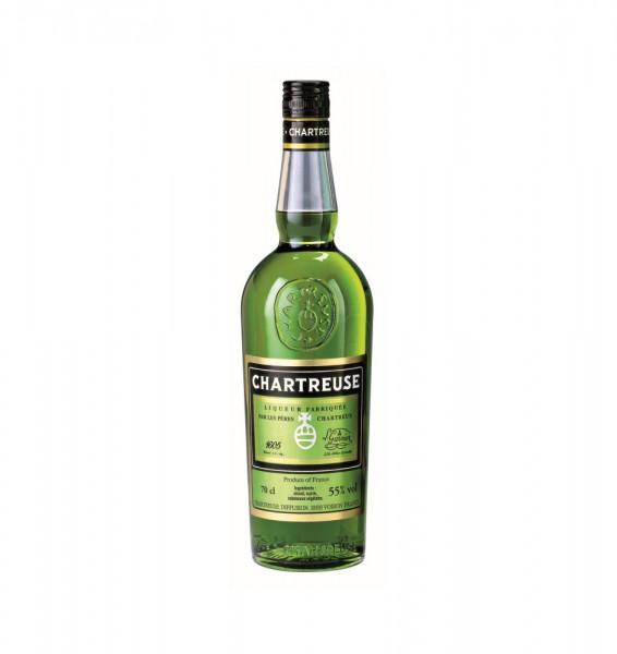 Chartreuse Grün Likör