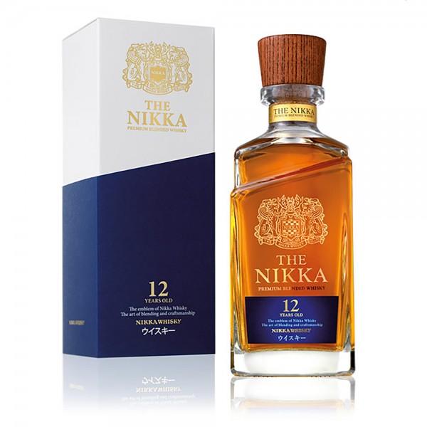 Nikka Whisky Premium Blended 12 Jahre