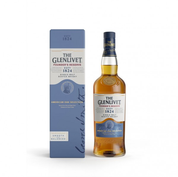 The Glenlivet Founder´s Reserve