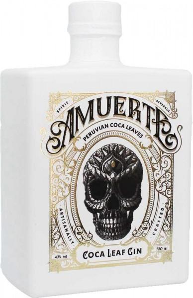 Amuerte Coca Leaf Gin White Edition