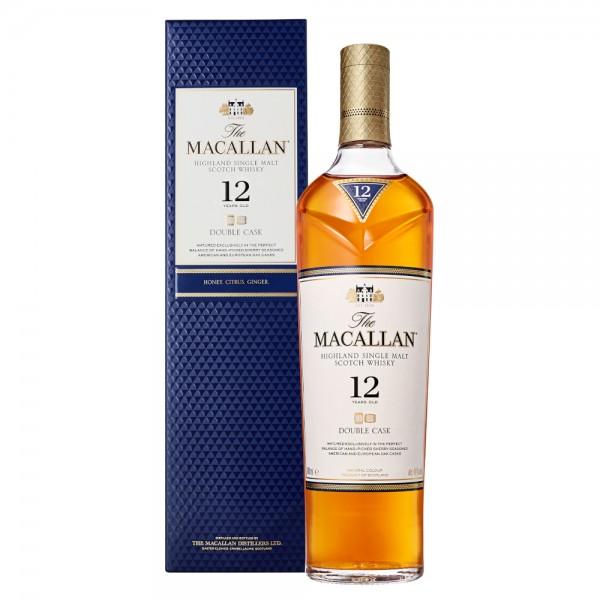 The Macallan 12 Jahre Double Cask Single Malt Whisky