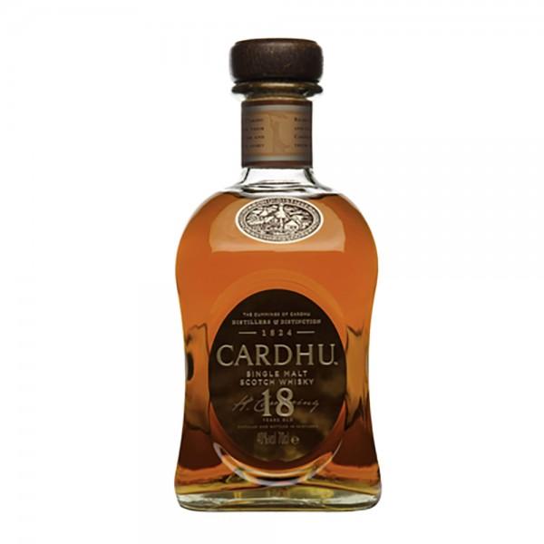 Cardhu 18 Jahre Single Malt Whisky