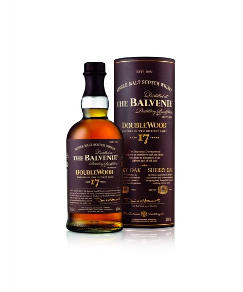 The Balvenie Double Wood 17 Jahre Single Malt Scotch Whisky