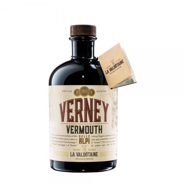 La Valdotaine Vermouth Verney
