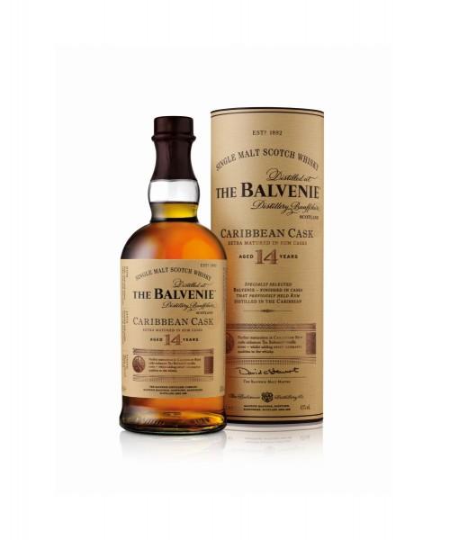 The Balvenie Caribbean Cask 14 Jahre Single Malt Scotch Whisky