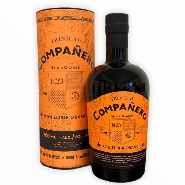 Ron Companero Elixir Orange