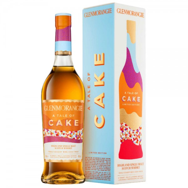 Glenmorangie A Tale of Cake Limited Edition Whisky