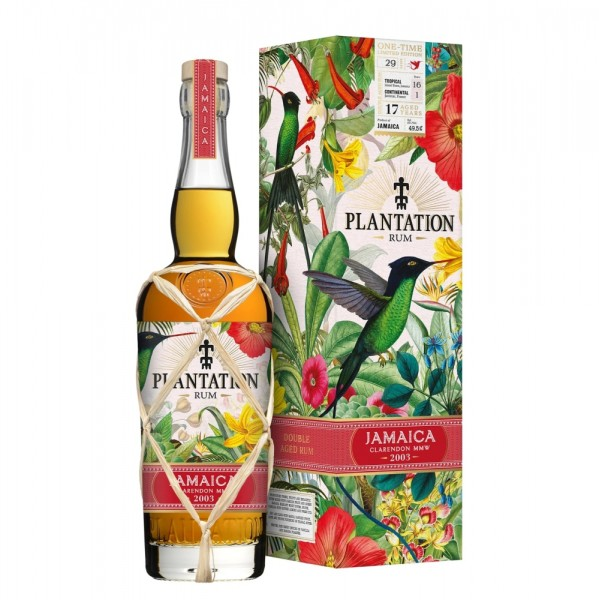 Rum Plantation Jamaica 2003 ONE TIME Limited Edition