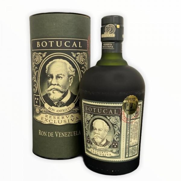 Botucal Reserva Exclusiva Rum in Runddose